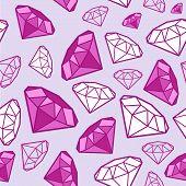 vector glamour fashion diamond