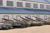 Herring Skiffs