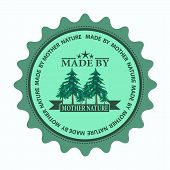 Made By Mother Nature Stamp