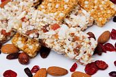 Fruit Granola Bar