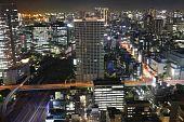 Tokio de noche