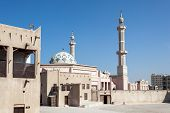 Mosque In The Emirate Of Ajman