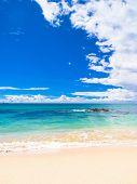 Shore Landscape Divine Coastline