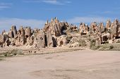 Picturesque Views Of The Pidgeon Valley, Cappadocia, Turkey