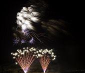 Fan Fireworks