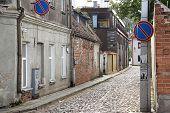 Short And Narrow Street