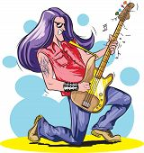 Metal guitarists