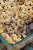 Stroganoff Mac and Cheese