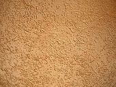 picture of fragmentation  - Fragment of the wall surface of the cement beige - JPG