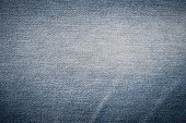 stock photo of denim jeans  - Photo of jeans denim texture  - JPG
