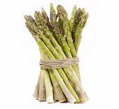Asparagus Wrapped In Hemp