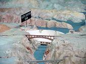 3D Model/Map Of Glen Canyon Dam