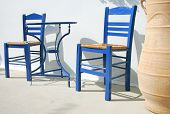 Greece chairs