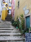 Sintra Colourful Streets