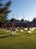Field Of Empty Chairs @ Okc National Memorial