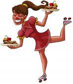 Roller Waiter