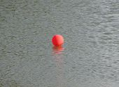Floating Red Balloon