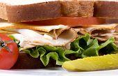 Deli Sandwich 012