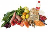 Foods designated