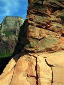 Layered Rock