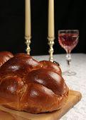 Challah For Shabbat