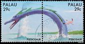 Two 29-cent Stamps Printed In Palau