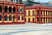 Preserved Colonial House, Macau