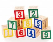 Numbered Blocks