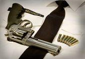 Security Magnum Revolver