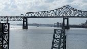 New Bridge In Baton Rouge