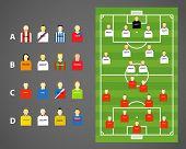 Soccer scheme