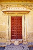 Ornamental Palace Door