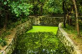 Ancient Chinese Water Canal