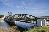 Bridge Of Metal Structure