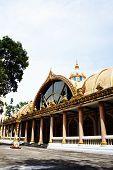 Wat Phrathat Nong Bua in Ubon