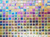 Colorful wall muti color