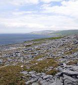 Die Burren in der Nähe von Derreen, West Irland