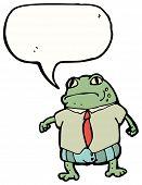 toad boss cartoon