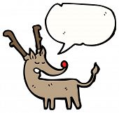 rudolf the red nosed reindeer cartoon