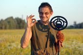 image of landmines  - Treasure hunting in Ukraine - JPG