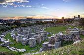 Antiguas ruinas romanas