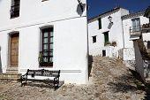 Street In Castellar De La Frontera