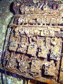 Wreck Underwater Fuse Box
