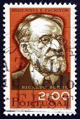 Postage Stamp Portugal 1966 Ricardo Jorge, Hygienist And Anthrop