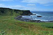 Cliffs on the North Antrim Coast