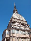 picture of torino  - The Mole Antonelliana Turin  - JPG
