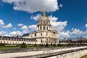National Residence Of The Invalids (les Invalides)