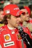 Luca Badoer, Ferrari-team