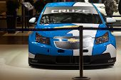 Chevrolet Cruze Wtcc Revealed In Bologna, Italy