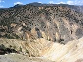 picture of hematite  - Colors of Big Rock Candy Mountain Utah - JPG
